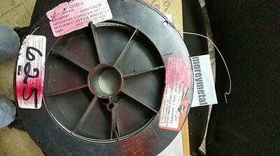 Inconel 625 Special Metals Welding Wire .045 30 Pounds Spool