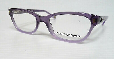 22c224843e0d NEW DOLCE & Gabbana Dd 1205 1674 Purple Fade Authentic Eyeglasses ...