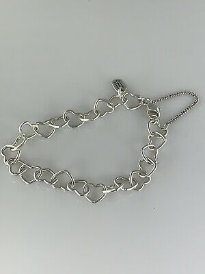 08a4292bf64b7 NWT * NIB * James Avery 925 Sterling Silver CONNECTED HEARTS CHARM ...