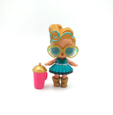 LOL Surprise Doll LUXE 24K Gold Series 2-025 Figure Wave 2 Ultra-Rare Big Sister
