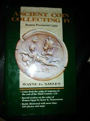Ancient Coin Collecting 4 Wayne G. Sayles Roman Provincial Coins Free Post Aus