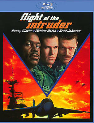 Flight of the Intruder [Blu-ray] DVD, Ving Rhames,Madison Mason,Dann Florek,Jare