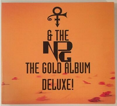 PRINCE  - The Gold Album Deluxe (2 CD) Limited