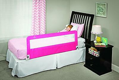 Regalo Hideaway 54-Inch Extra Long Bed Rail Guard, with Reinforced Anchor