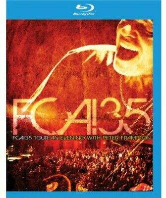 Peter Frampton: FCA!35 Tour - An Evening with P (Blu-ray Used Very Good) BLU-RAY