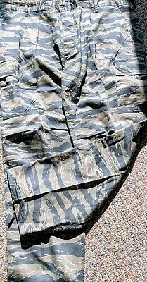 ROTHCO 3XL Mens BDU Camo Pants Military Fatigue Cargo Combat Tactical hunting