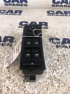 2004 Bmw X5 E53 Drivers Front Window Switches 6962508
