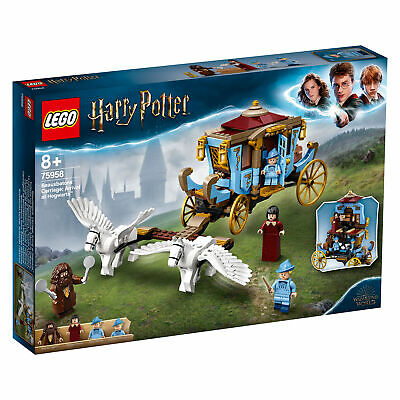 75958 LEGO Harry Potter Beauxbatons' Carriage: Arrival at Hogwarts 430pcs Age 8+