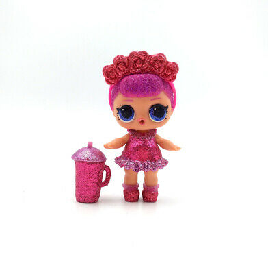 LOL Surprise Doll B-002 Clothes Outfit Set SUGAR QUEEN Bling Series Big Sister