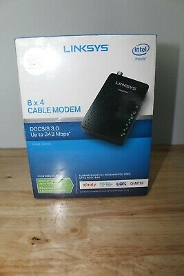 LINKSYS CM3024 HIGH Speed DOCSIS 3 0 24x8 Cable Modem