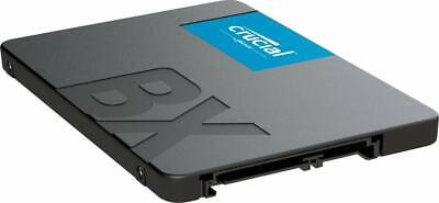 Crucial BX500 240GB 3D NAND SATA 2.5-Inch Internal SSD -Boot Up faster 300%