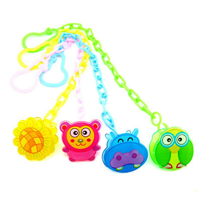 Baby Pacifier Chain Soothers Chain Clip Holder Baby Feeding Product~OYBLCA