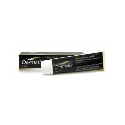 New Dermatix Silicone gel 60g LARGE TUBE for Scars, Skin healing, Stretch marks