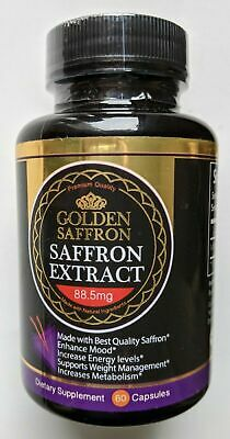 Saffron Extract 88 5 Mg 180 Capsules Best Diet Pill Suppress