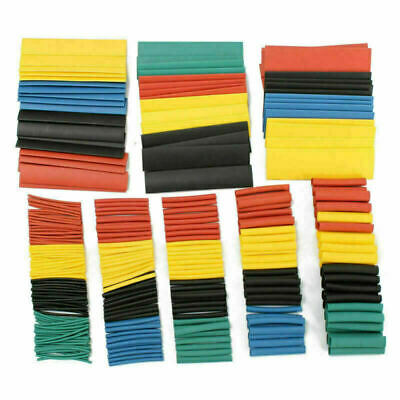 Eight size Heat Shrink Tube Insulated Sleeve Tubing Wrap Wire Assorted Cable Kit