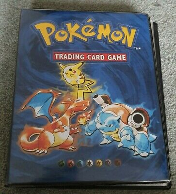 Pokemon Wizards of the Coast Licensed Nintendo Card Holder with Pokemon Cards