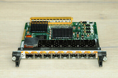 Cisco SPA-8X1GE-V2 8 Port SFP GigE Shared Port Adapter 68-4308-02 1YrWty TaxInv