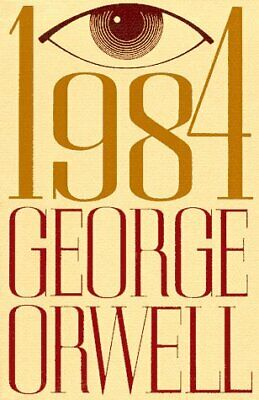 1984 By George Orwell - Hardcover
