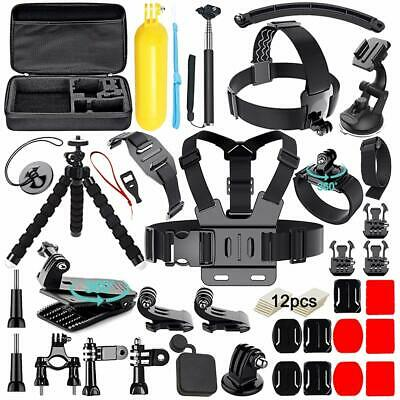 Kit de 50 Accessoires GoPro Hero 7 Black 6 Session 5 4 3+ 3 2 1 Camera Sport FR