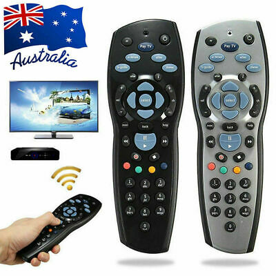 Foxtel iQ3 Remote compatible with iQ1, iQ2, MyStar, MyStar2 100% Genuine