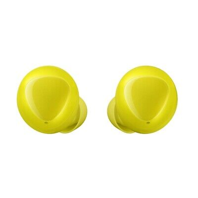 Samsung Galaxy Buds SM-R170 True Wireless Bluetooth Earbuds - Yellow