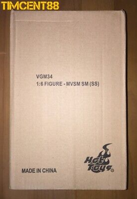 Ready! Hot Toys VGM34 Marvel's Spider-Man Scarlet Spider Suit 1/6 Figure New