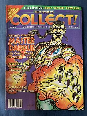 Tuff Stuff's Collect Non-Sport Collector Card Guide July 1994