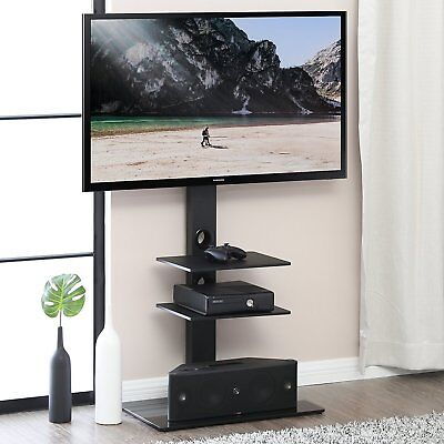 Tv Stand With Swivel Mount For 32 65 Inch Samsung Vizio Lg