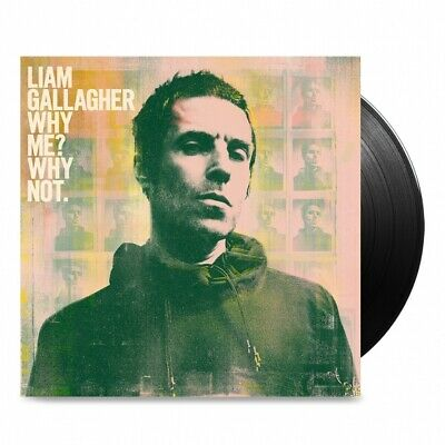 Liam Gallagher - Why Me? Why Not. (LP) PRESALE 20/09