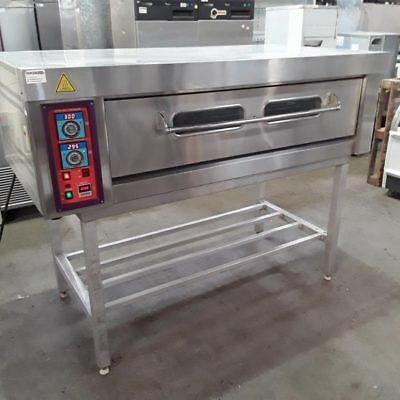 Commercial Deck Oven Pizza Bread Single Pizza Oven YXD-30K