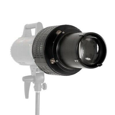 Optical Snoot Focus Light Beam S-Type with Colour and Pattern Filter Creative