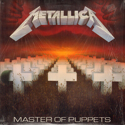 |081230| Metallica - Master Of Puppets (US Import) [CD] |Nuovo|
