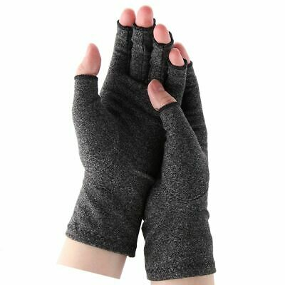 Arthritis Compression Gloves Hand Wrist Finger Support Pain Relief Joint Brace