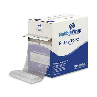 "Sealed Air Bubble Cushioning Material 12""x100' Roll 3/16"" Bubble CL 10600"