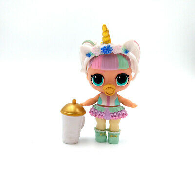 LOL Surprise Doll Big Sister Toy UNICORN Confetti Pop Series 3-012 Color Change