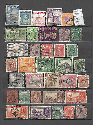 Stamps Lot British Colonies   Used (L36129)