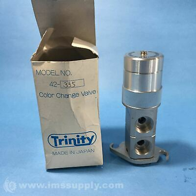 Trinity Industrial Corp. 42-335 Color Change Valve Fnob