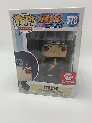 Funko POP Naruto Shippuden ITACHI On Hand! AEC Exclusive #578
