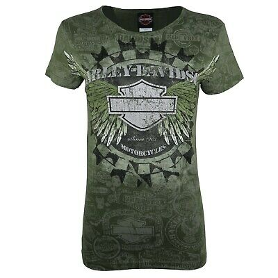 Ladies New Silver Shade Graphic Cotton Fit Tops T Shirts 4