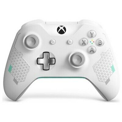 Official Microsoft Xbox One Gamepad (Special Edition) - sport White