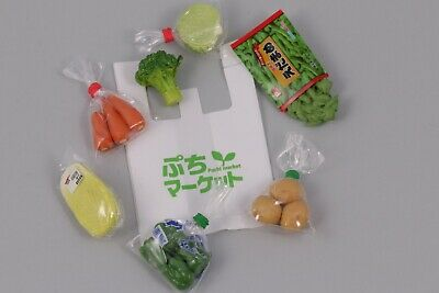 1:6 Scale Miniature Food Rement Groceries Supermarket Grocery Vegetables