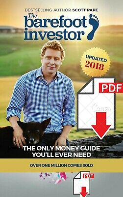 The Barefoot Investor The Only Money Guide You'll Ever Need 2018⚡ P.D.F⚡ ᴇʙᴏᴏᴋ🔥