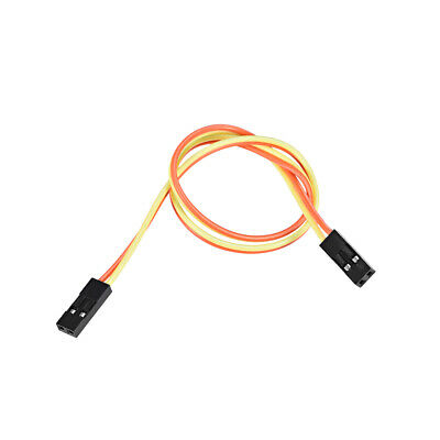 Jumper Wires 2-Pin Female to Female 30cm Ribbon Cables for Breadboard Arduino
