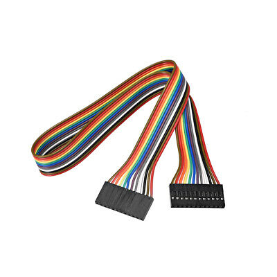 Jumper Wires 12-Pin Female to Female 40cm Ribbon Cables for Breadboard Arduino