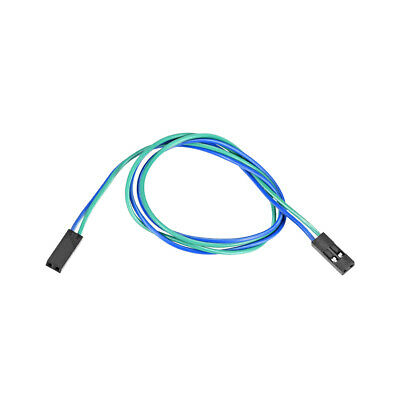 Jumper Wires 2-Pin Female to Female 40cm Ribbon Cables for Breadboard Arduino