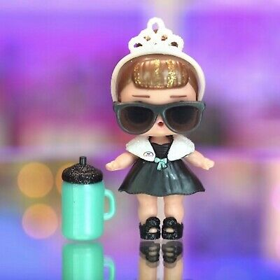 LOL Surprise! GLAM GLITTER Dolls Series 1 IT BABY New Authentic L.O.L. MGA Balls