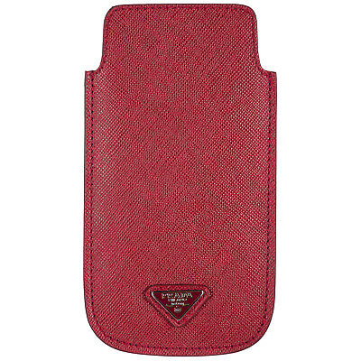 Prada Cover Case Decken Iphone Hülle 5 5S Neu Rot 7B6