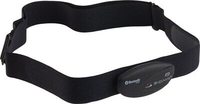 Sigma Sport ROX//STS Square End Replacement Elastic Chest Band for Heartrate New