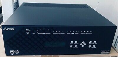 AMX DVX-3250HD-T 10x4 All-In-One Presentation Switcher   RRP over $12000