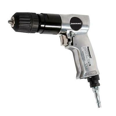 Air Drill Reversible Keyless Chuck Included Connectors 3 Year Guarantee I